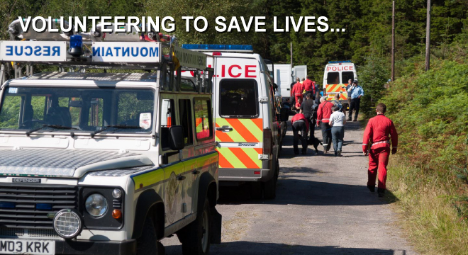 Arrochar Mountain Rescue Team